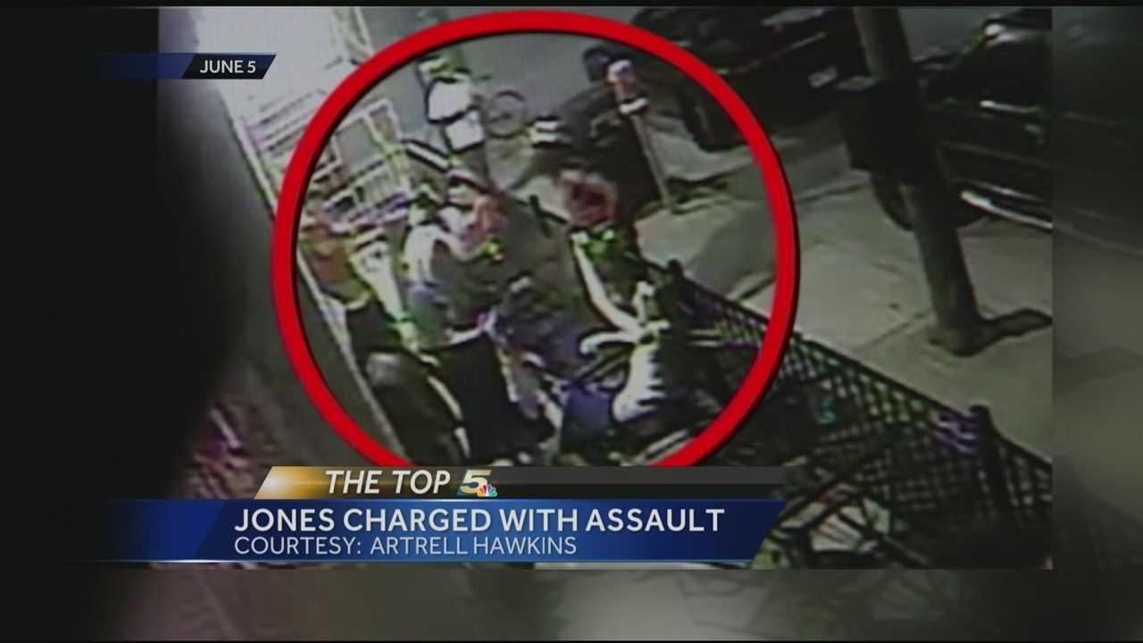 Bengals' Jones expected in court Tuesday