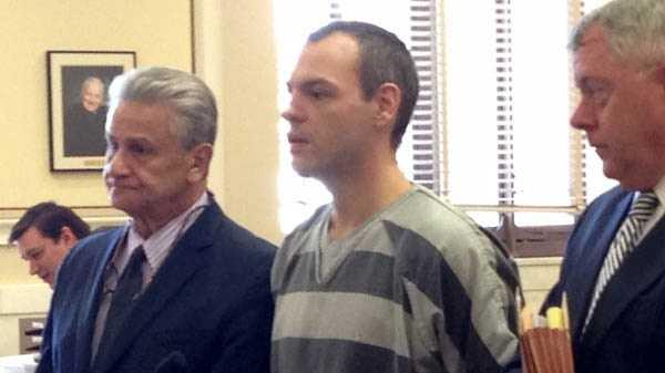 Joseph Tucker Jr. in court