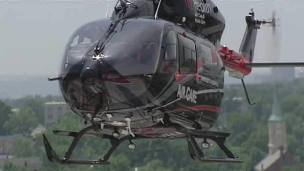 Air Care helicopter