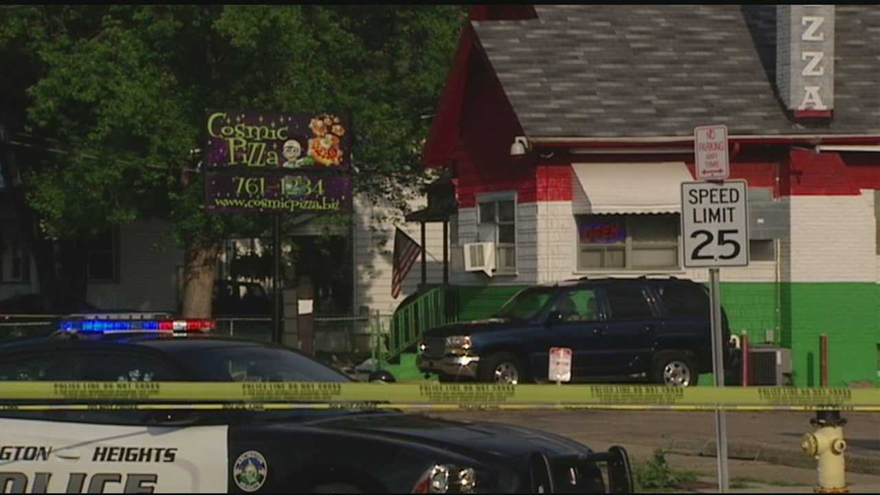 Investigation continues into pizza shop owner's slaying