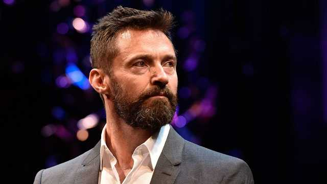 Powerful Celebrities - Hugh Jackman