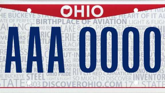 Ohio Reduces Fee For Late Vehicle Registrations