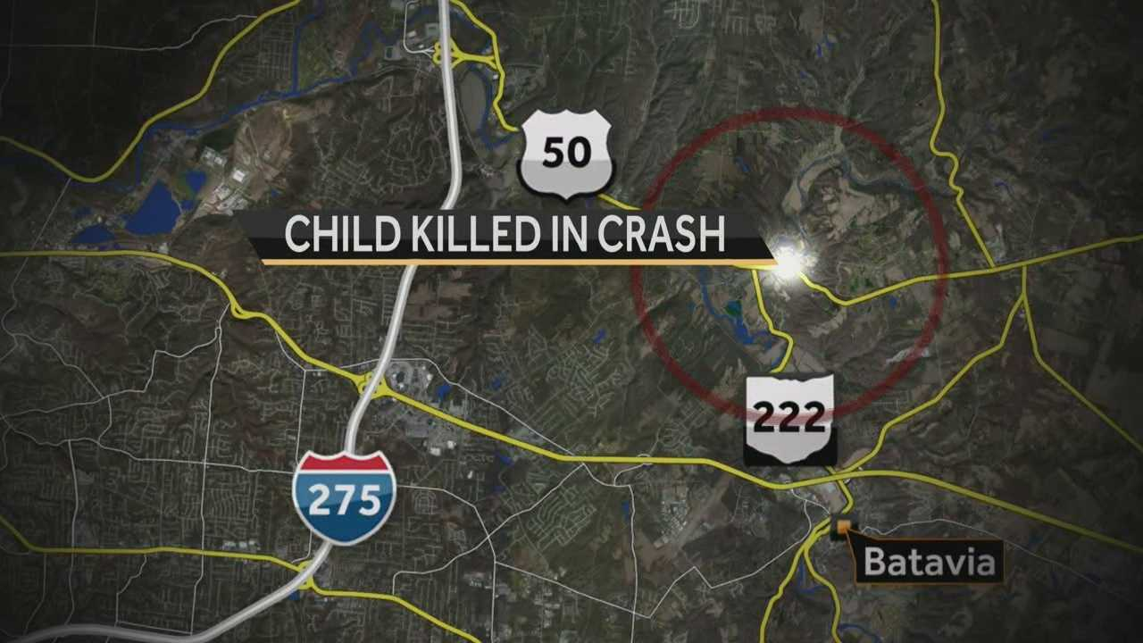 Child killed in golf cart accident