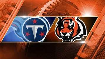 BENGALS WIN 27-19. Preseason game 2: Titans at Bengals: The Bengals play their first home preseason game on Saturday, Aug. 17 at 7 p.m. at Paul Brown Stadium.