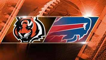 BENGALS WIN 27-24 in OT. Week 6: Bengals at Bills: The Bengals play the Buffalo Bills on Sunday, Oct. 13 at 1 p.m.