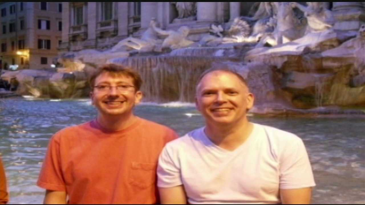 Judge: Death certificate should list Ohio gay couple as married