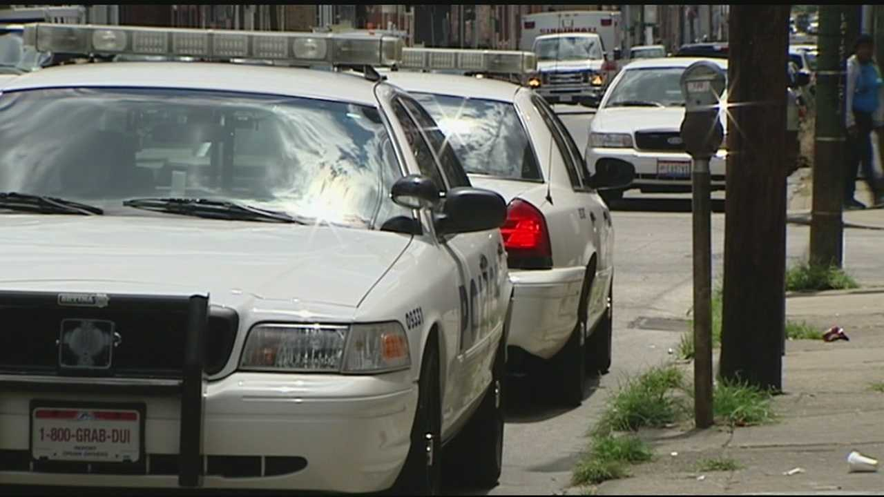 After an uptick in violent crime, Cincinnati police are taking an aggressive stand against violence.