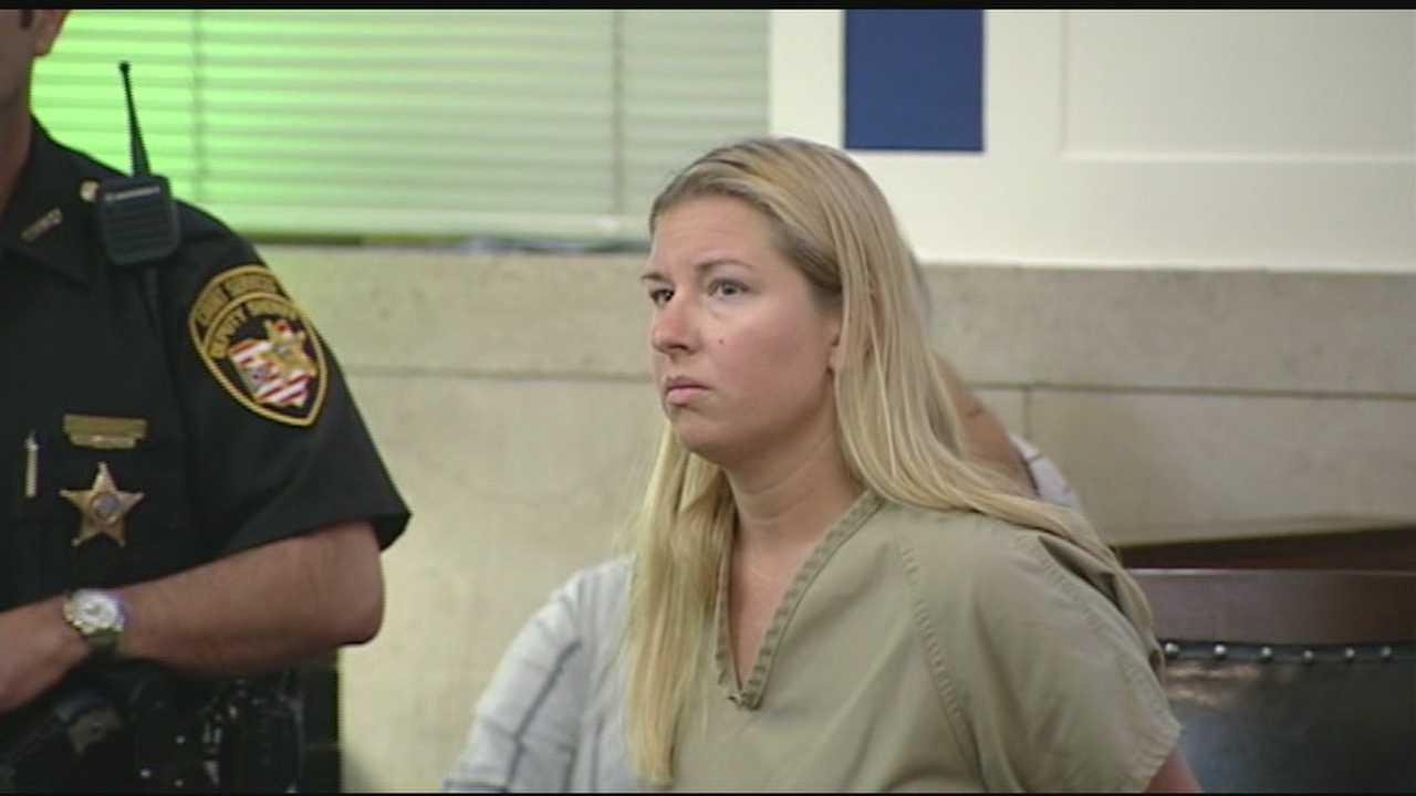 Teacher enters not guilty plea on sex charges
