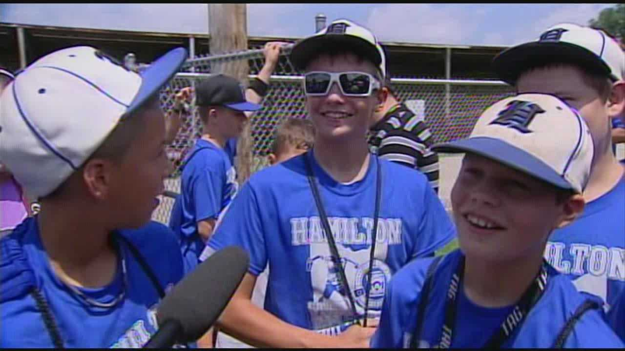 City sends off Little League team on road to World Series