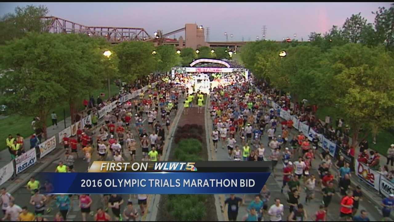 Cincinnati USA plans to bid on 2016 Olympic Marathon Trials