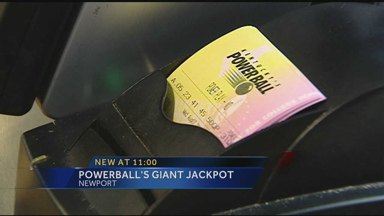 Players snap up chance to win Powerball jackpot