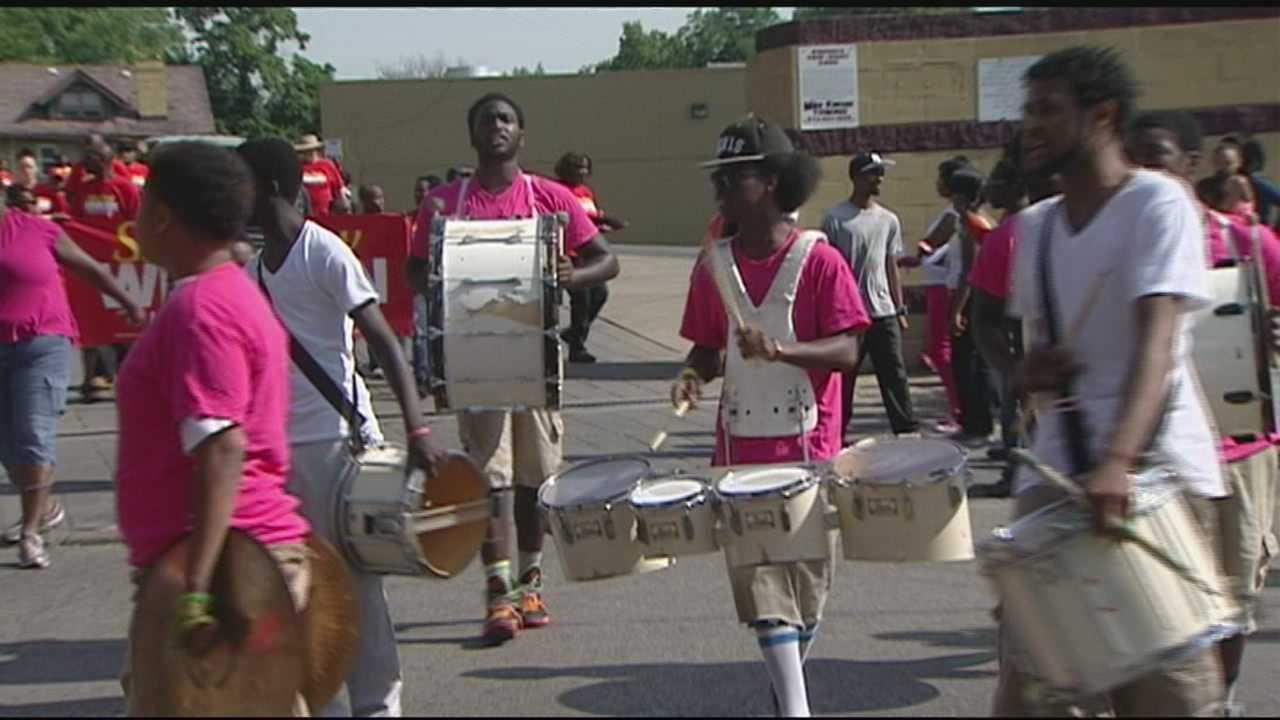 Black Family Reunion kicks off with parade, concert downtown