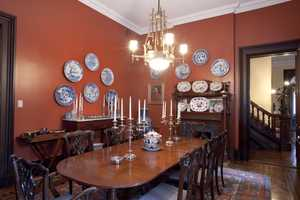 First Floor, Formal Dining Room