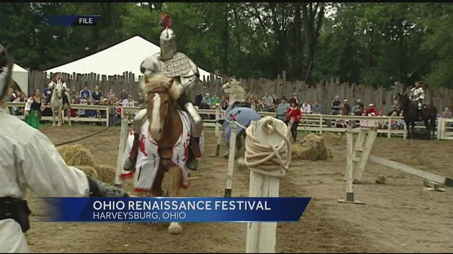 Sep 16, · Ohio Renaissance Festival My family and I love going, we became ORFFans, (someone with a season pass and extra perks). We love the new roads, vendors, and the ORFFans tent!Location: State Route 73, Harveysburg, OH.