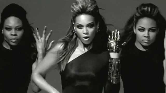 Beyonce TTY - Single Ladies