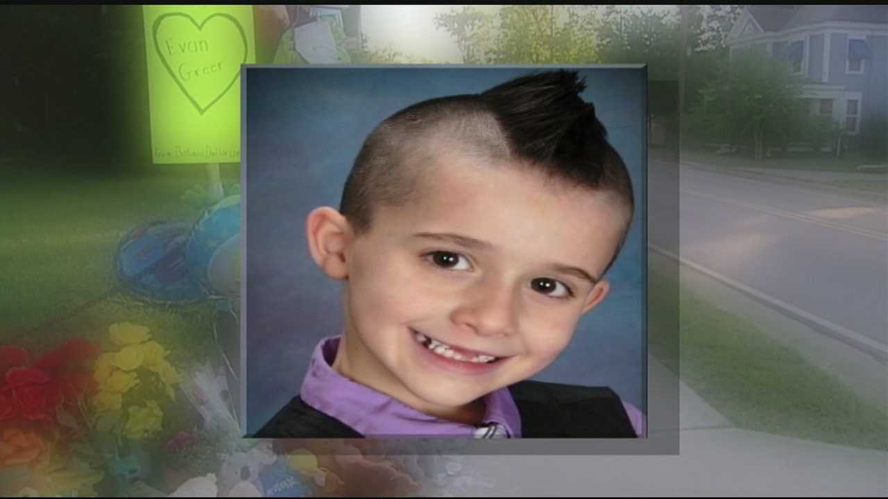 Community hopes for extra caution signs after boy struck by vehicle