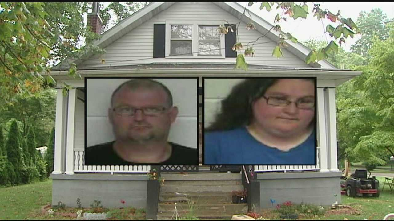 NKY couple accused of confining, starving adult daughter