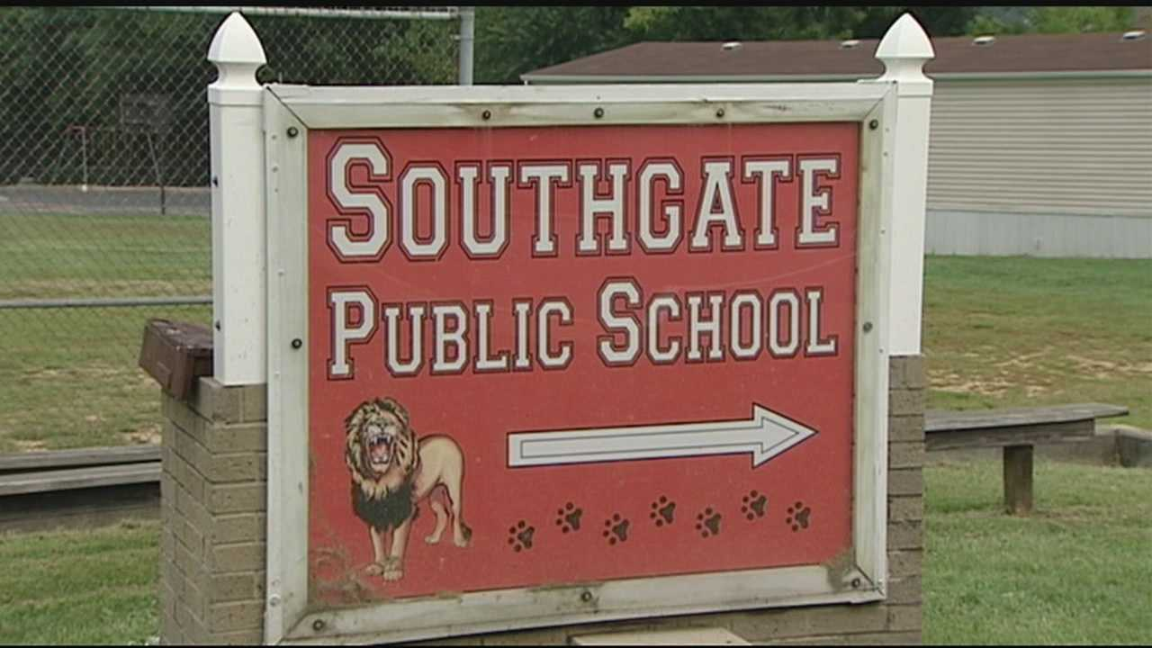 The Southgate Public School will be closed for the rest of the week due to a flea infestation.