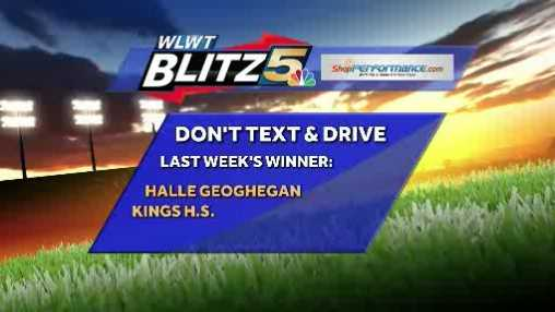 dont text and drive winner 92013.jpg