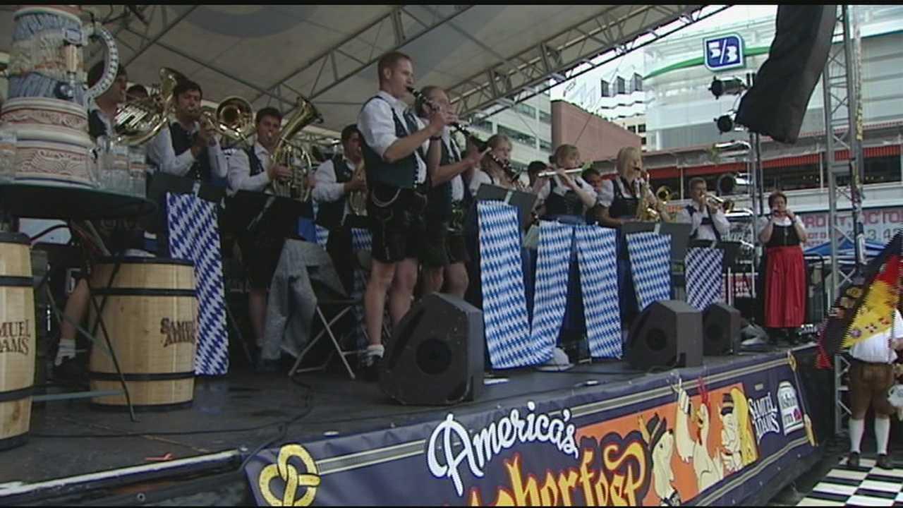 Cincinnati celebrates its German heritage with Oktoberfest Zinzinnati