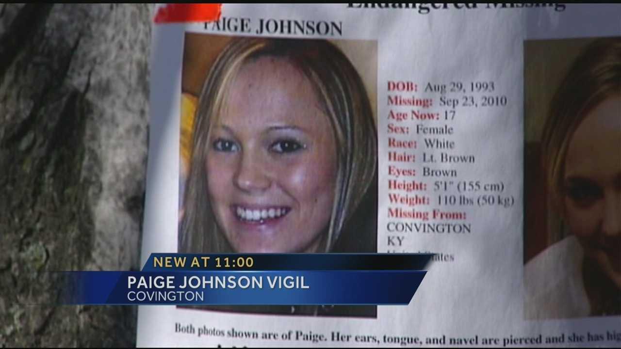 Paige Johnson Vigil