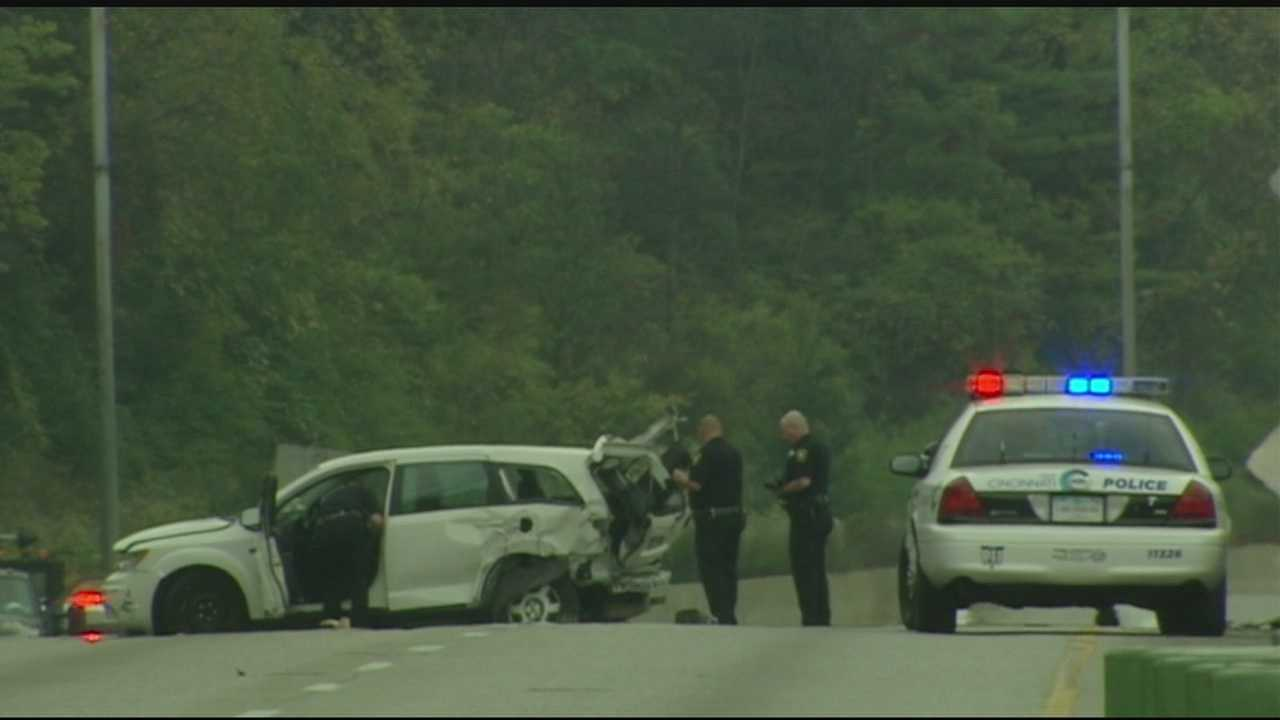 1 dead, 2 injured in multi-car crash on I-75