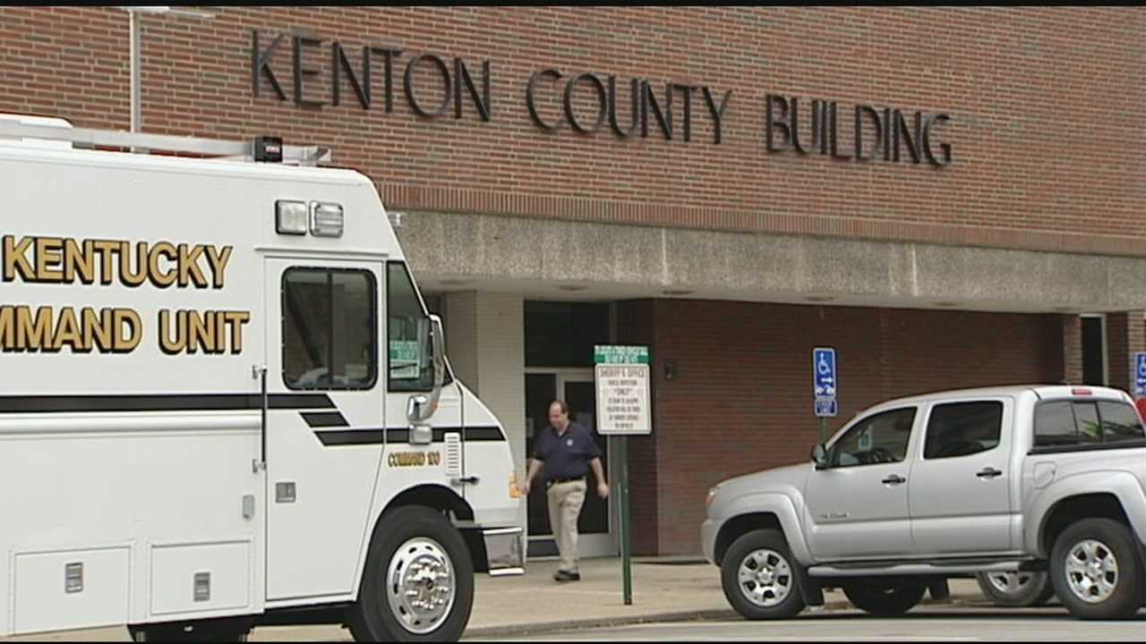 Damage at Kenton County Fiscal building after weekend fire totals $100,000