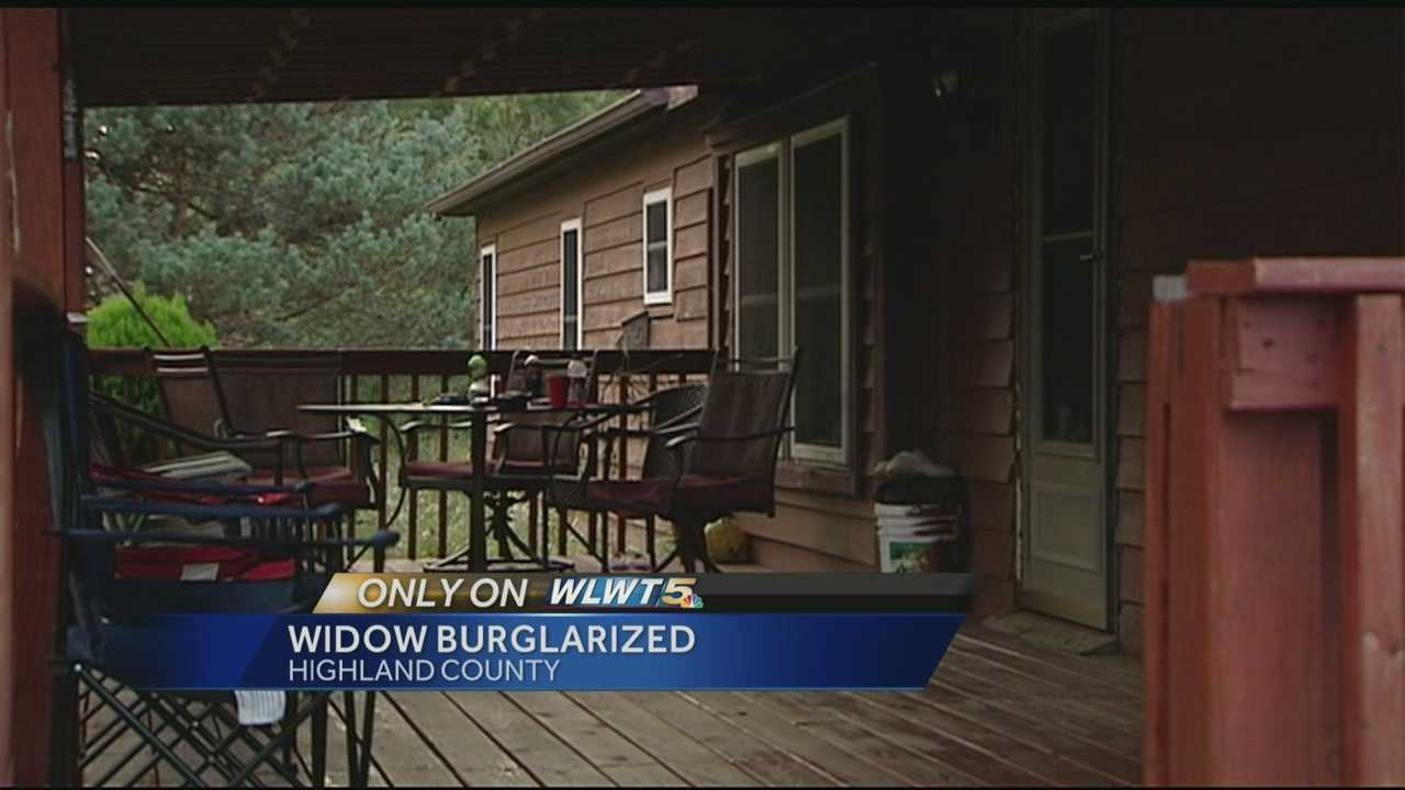 Police: Relatives tear home apart while woman claims husband's body