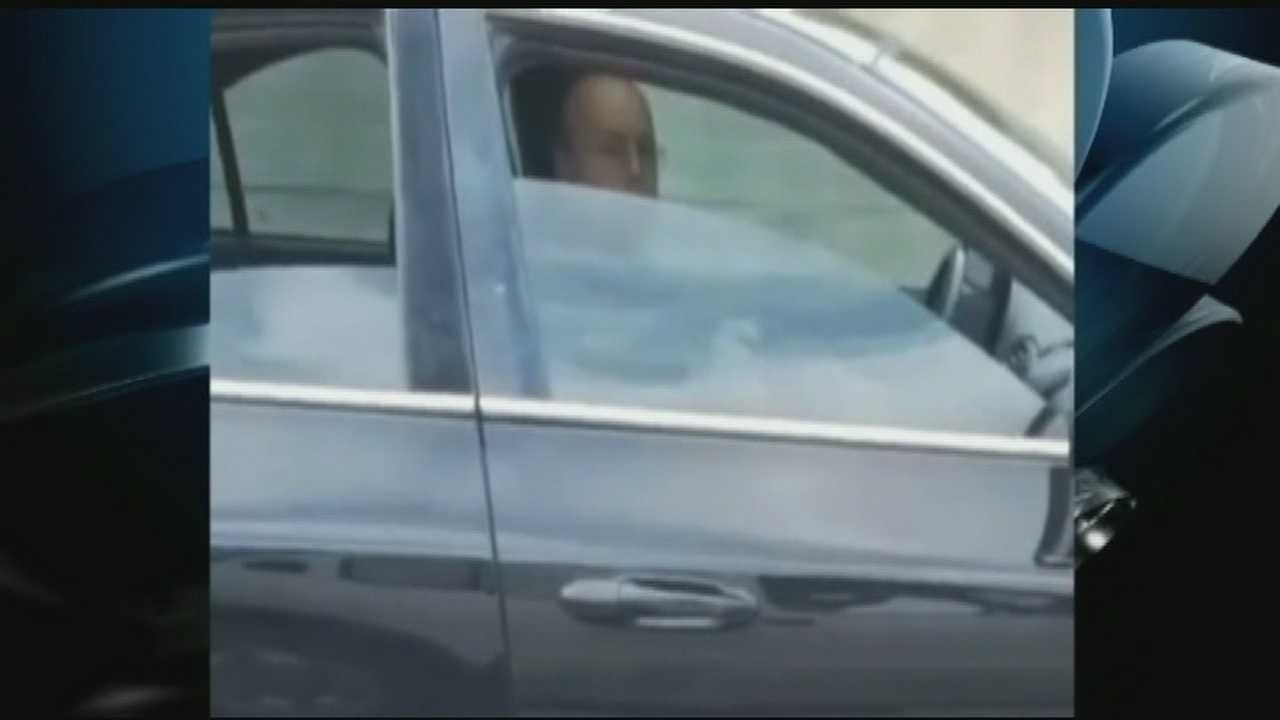A road rage incident on I-75 was caught on camera.