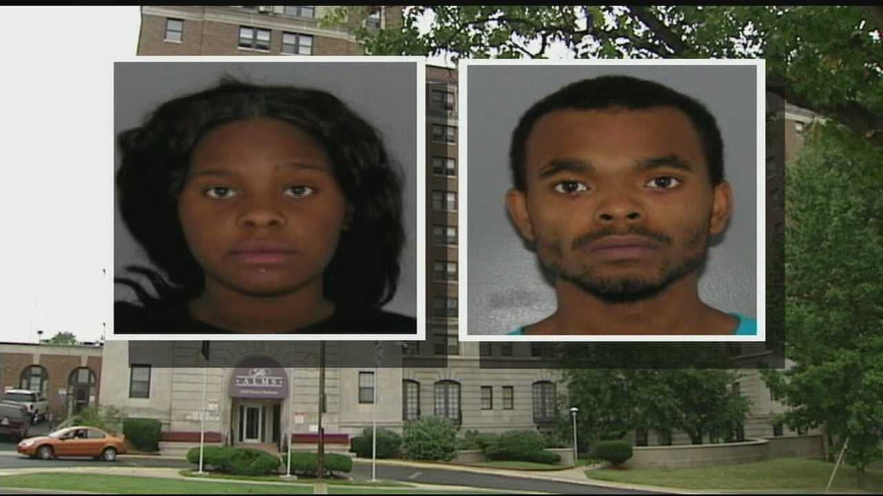 Pair accused of harming an infant being held on $1M bond