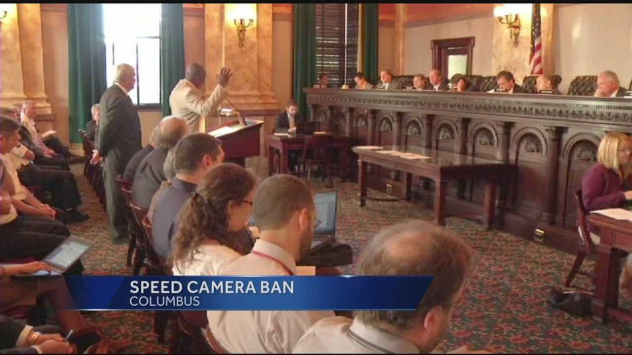 lawmakers speed cams
