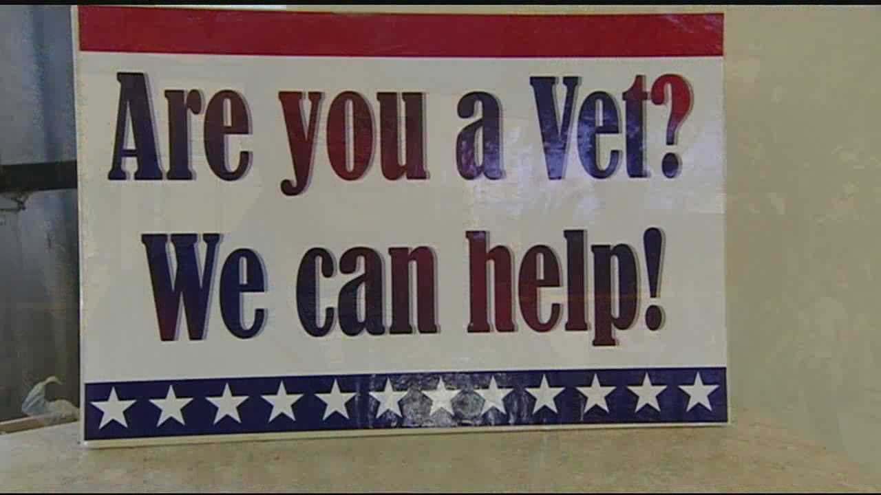 Veterans stand-down helps homeless vets get back on their feet