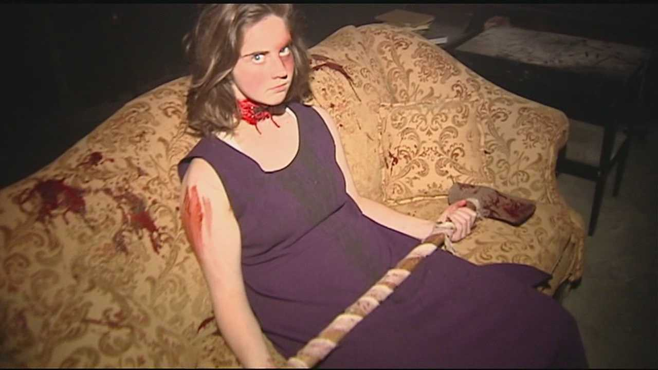 Teen's annual haunted house gains notice from Hollywood