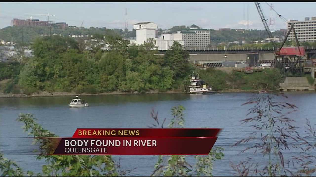 Crews recover body from Ohio River