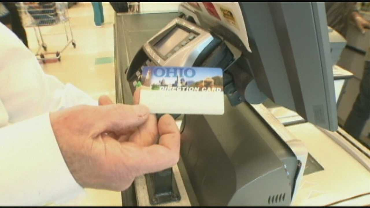 Users in Ohio, 16 other states unable to use EBT cards