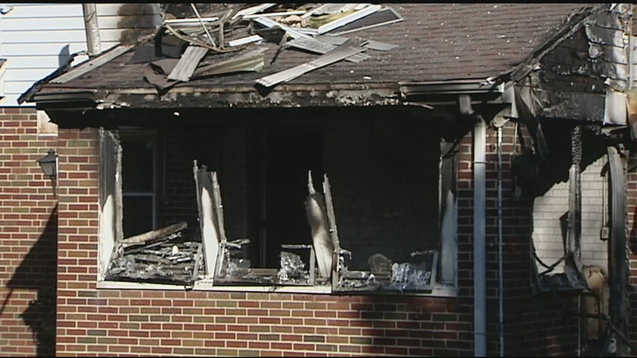 The Firefighters Union president is questioning firefighters response time after a fire in College Hill on Monday.