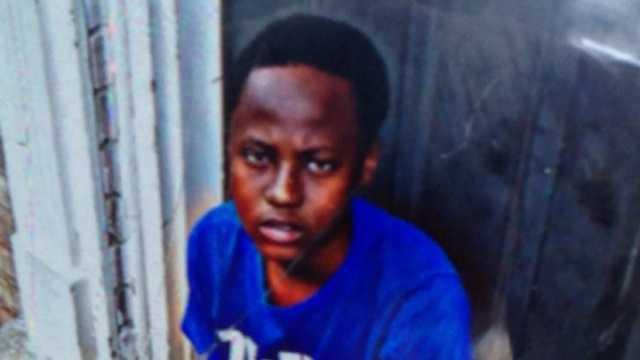 14 year old shooting victim