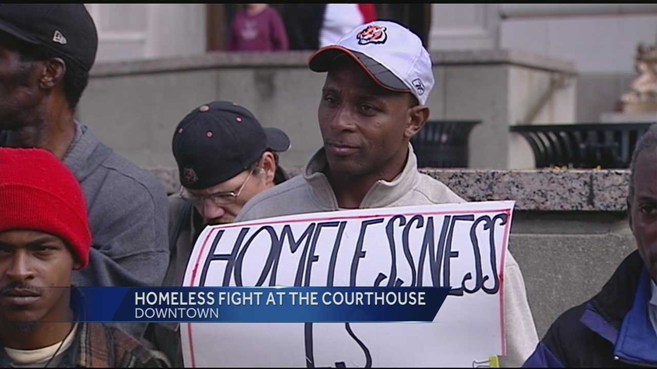 Homeless Coalition to file federal lawsuit against Hamilton Co. Sheriff