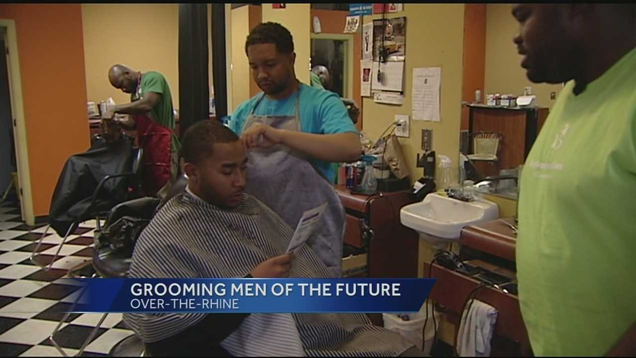 Grooming Men of the Future is an outreach effort by Big Brothers of America to recruit African American mentors for the 400 boys on their waiting list.