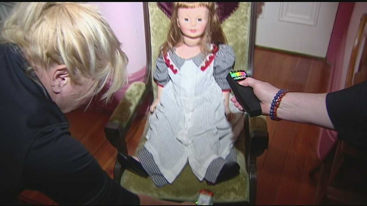 Group tests Milford museum for paranormal activity