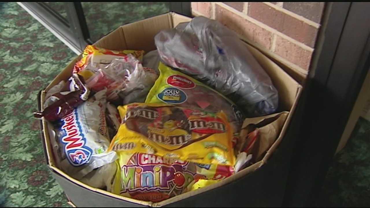 Communities postpone Halloween activities due to weather