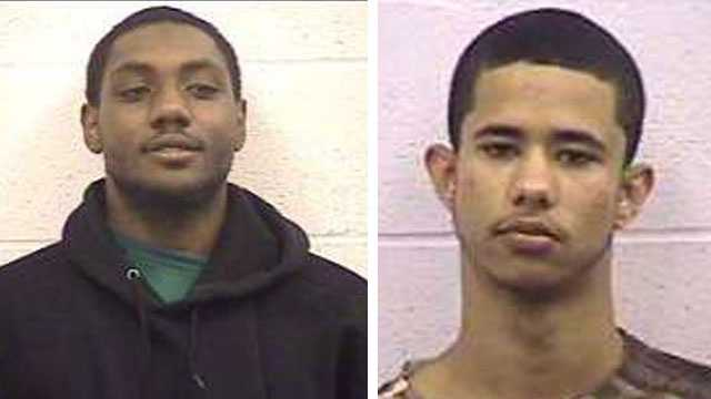 Jamell Darden, James Young
