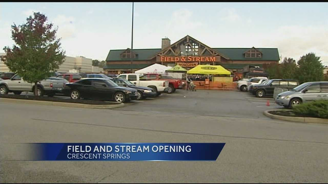img field and stream opening