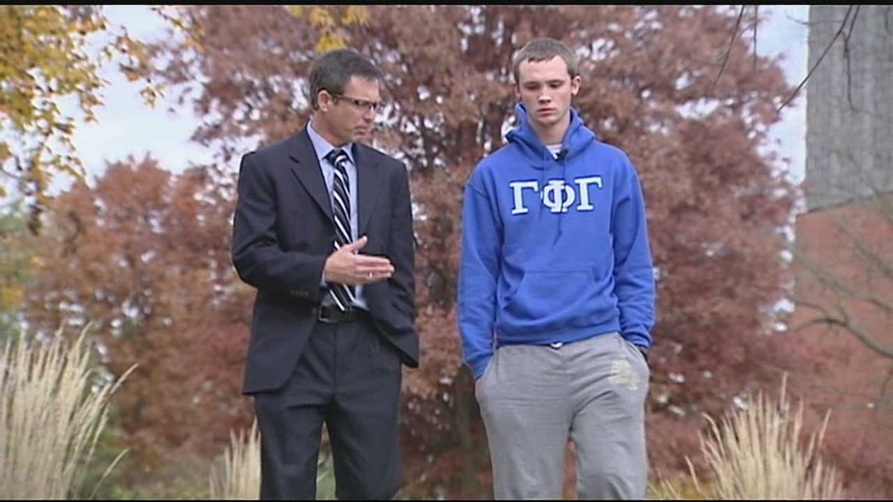 Wilmington College conducting hazing investigation after student injured