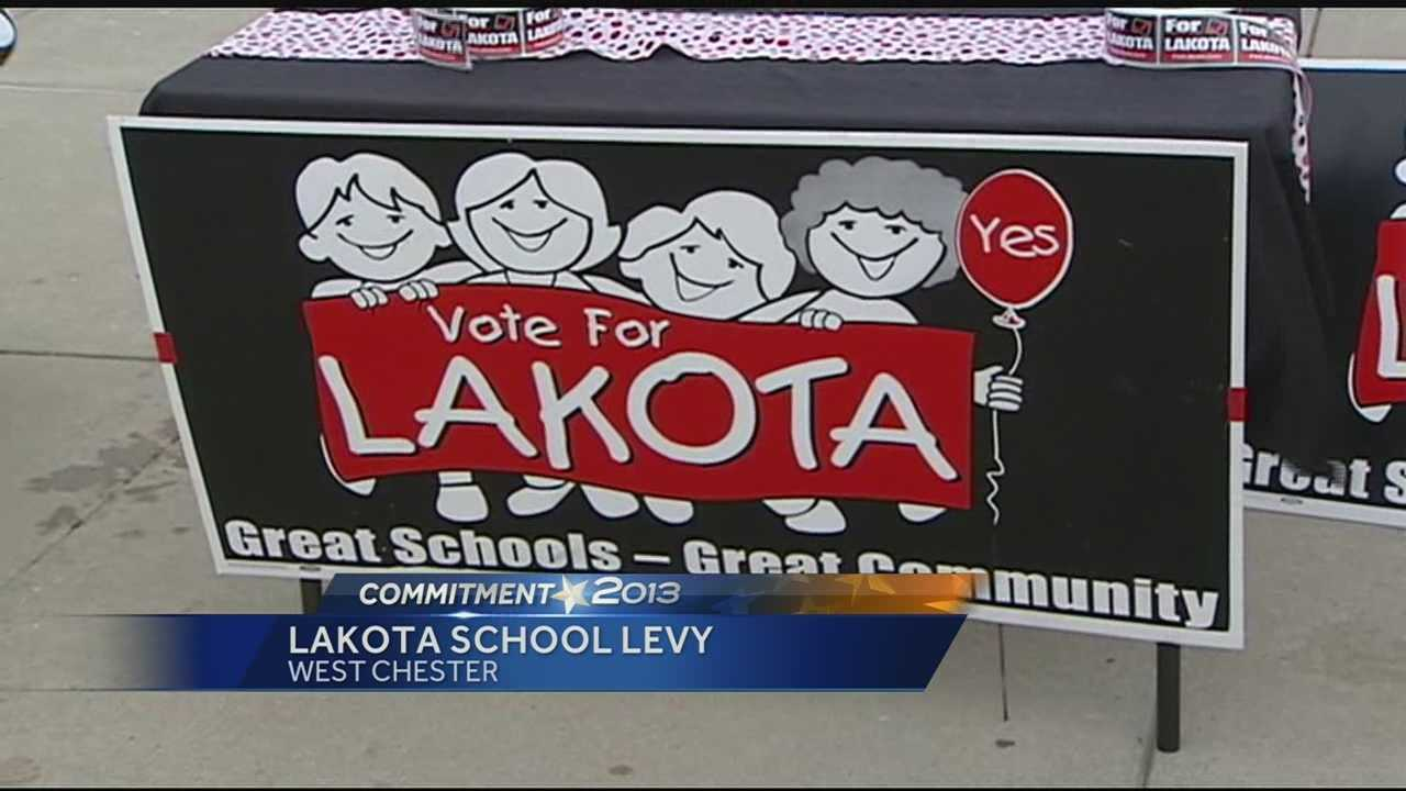 lakota levy - in support