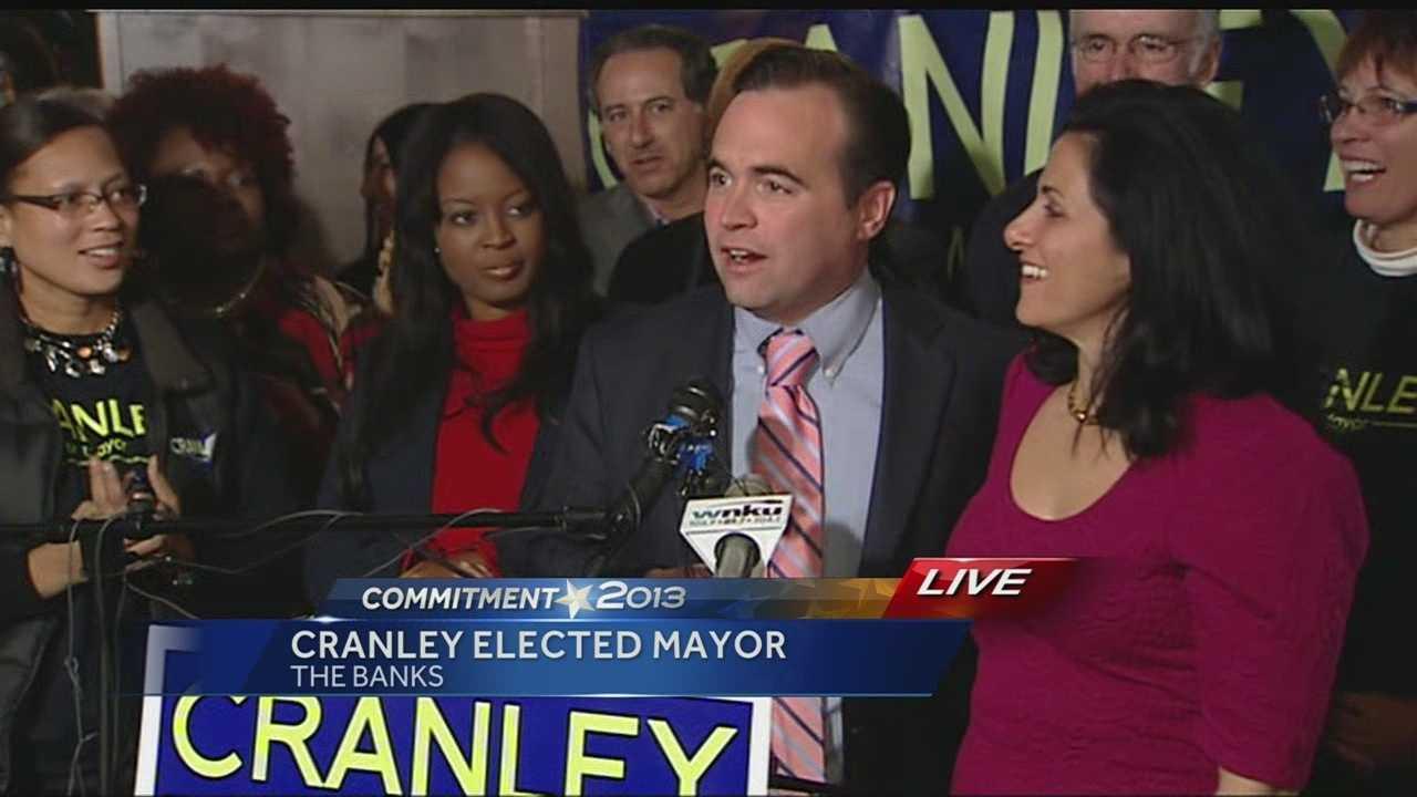 Cincinnati will have a new mayor