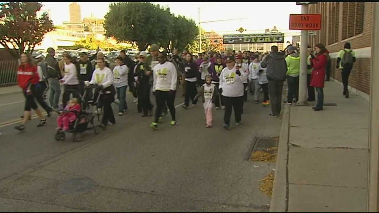 Thousands take part in first DAV 5k