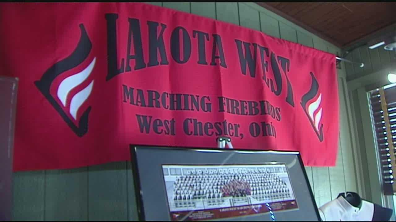 Lakota West Band prepares for Macy's Day parade