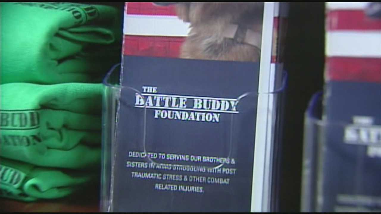Battle Buddy Foundation helps heroes heal