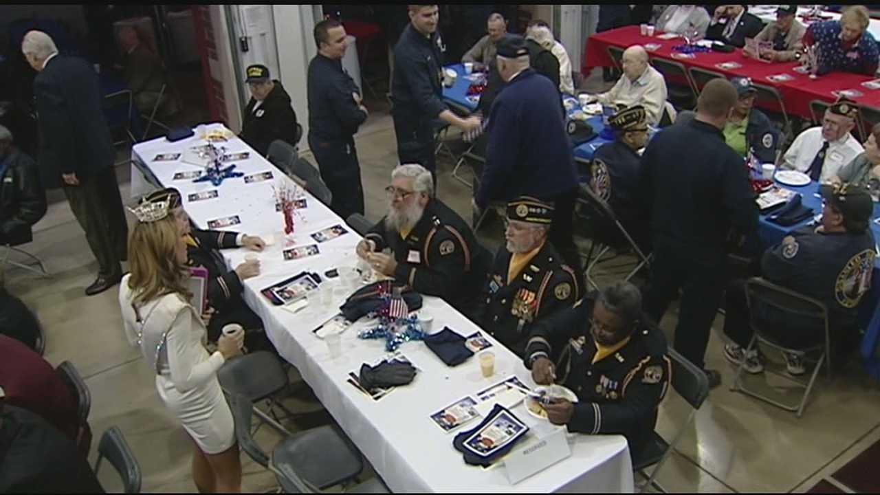 Tri-State company says thank you at annual Veterans Day celebration